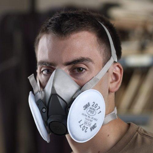 Inllah masker yang tepat buat menyaring debu vulkanik, bukan sekedar penutup hidung/ ist