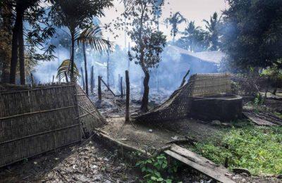 Rohingya disebut PBB sebagai minoritas paling tertindas didunia saat ini/ ist