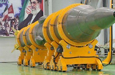 Rudal nuklir milik Iran dapat menjadi sandungan serius bagi keamanan regional disana/ Iran Truth