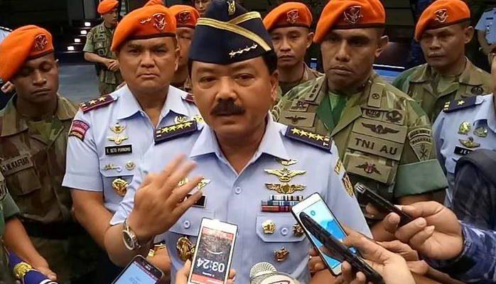 Marsekal TNI Hadi Tjahjanto (foto:istimewa)