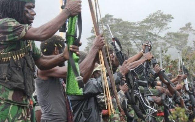 Kelompok Kriminal bersenjata (foto:ist)