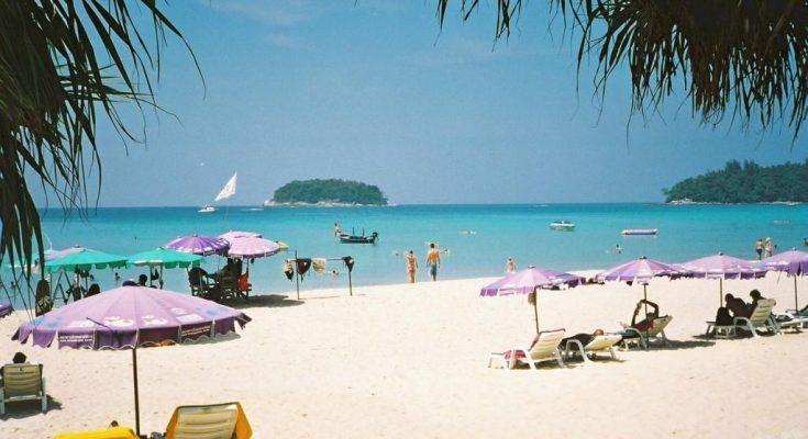 Pantai Phuket Thailand (foto:ist)