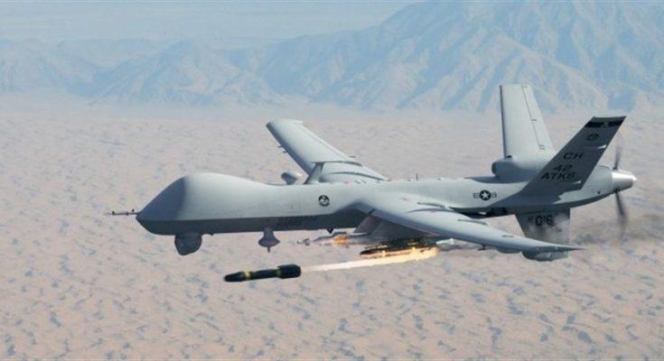 drone tempur