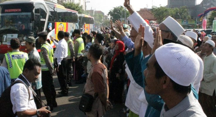 Kuota Haji Pasuruan  tahun depan  alami penurunan (foto/abd)