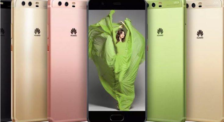 Huawei P10 yang mempunyai hasil premium dikualitas kameranya.