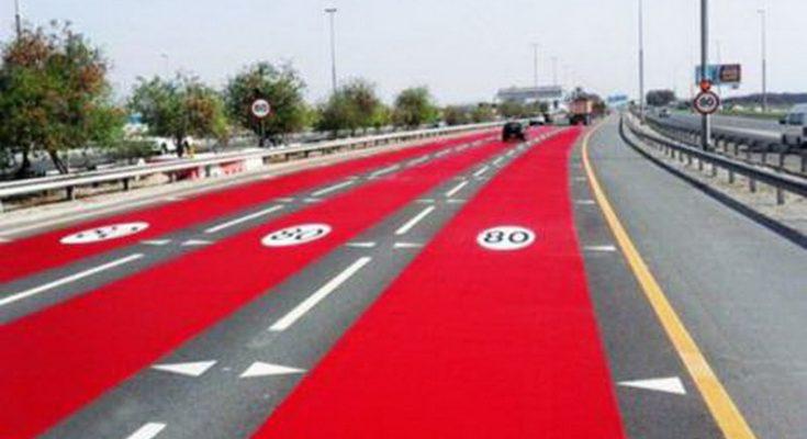 jalan merah dubai