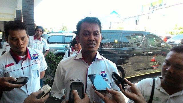 Sekjen Perindo, Ahmad Rofiq. (foto:ist)