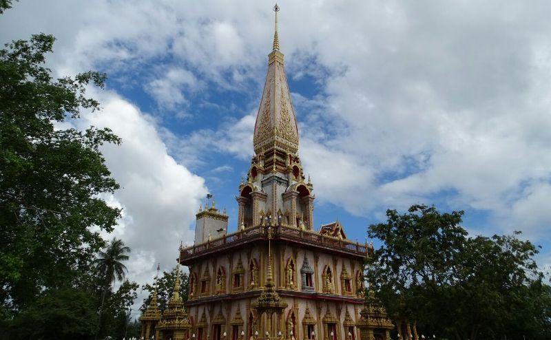 Wat Chalong (foto:Nina Harita)
