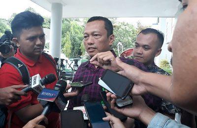 Kepala Seksi Penerangan Hukum Kejaksaan Tinggi Jawa Barat, Abdul Muis Ali . (foto:ltf)