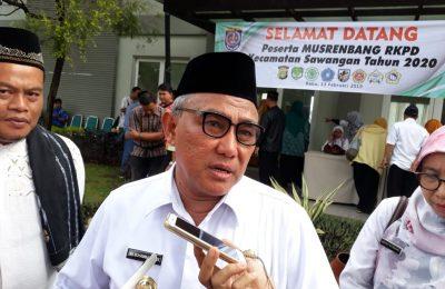 Wali Kota Depok Idris Abdul Shomad (foto:ltf)