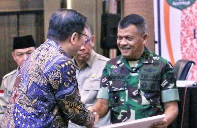 Panglima Komando Daerah Militer XII/Tanjungpura, Mayor Jenderal TNI Achmad Supriyadi. (foto:das)
