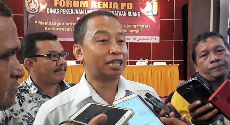 Kepala Badan Kepegawaian dan Pengembangan Sumber Daya Manusia (BKPSDM) Kota Depok Supian Suri.