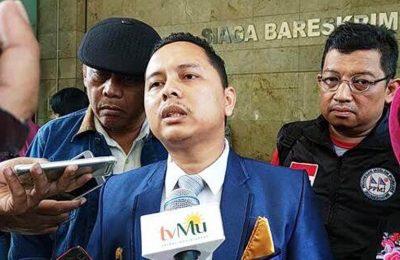 Ketua Tim Hukum Relawan Nasional Prabowo-Sandi, Pitra Ramdhoni Nasution. (Ist)