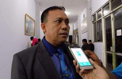 Kepala BKPSDM Situbondo, Ahmad Yulianto. (foto:fat)