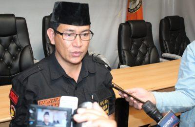 Sekretaris DPD Partai Hanura Kalbar, Harry Adryanto. (foto:das)