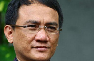 Andi Arif, Wakil Sekretaris jenderal Patai Demokrat. (Foto.ist)