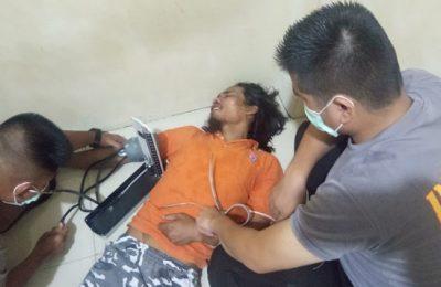 Terduga teroris yang ditangkap Densus 88 di Kubu Raya, Kalbar,