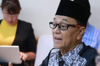 KH. Ahmad Shodri, Ketua Wilayah DPW IPI DKI terpilih. (Foto : istimewa)