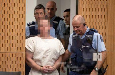 Grafton Brenton Tarrant, pelaku penembakan di masjid  Christchurch, Selandia Baru.