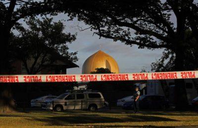 Masjid Al Noor, di Christchurch, Selandia Baru. (Foto.Ist)