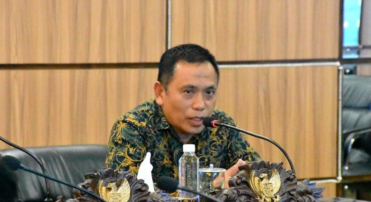 Wakil Bupati, Situbondo Yoyok Mulyadi. (foto:fat)