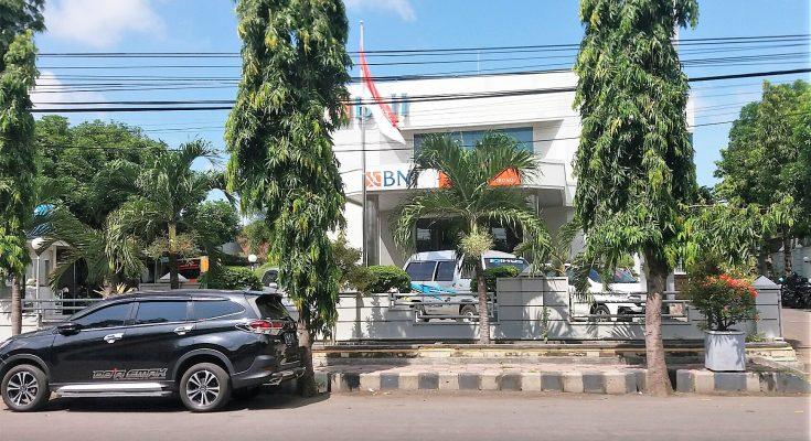 Bank Negara Indonesia (BNI) Situbondo. (foto:fat)