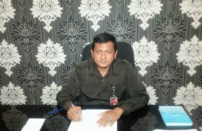Maewoto,  Ketua KPU Situbondo. (foto:fat)
