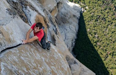 Alex Honnold, pemanjat tanpa pengaman. (Foto.Ist)