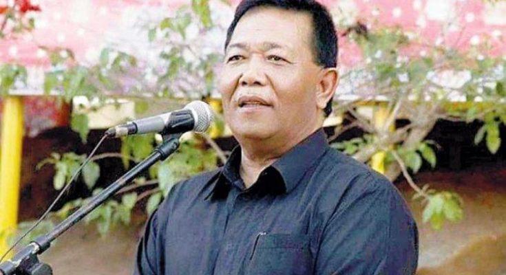 Bupati Mandailing Natal (Madina) Dahlan Hasan Nasution. (Ist)