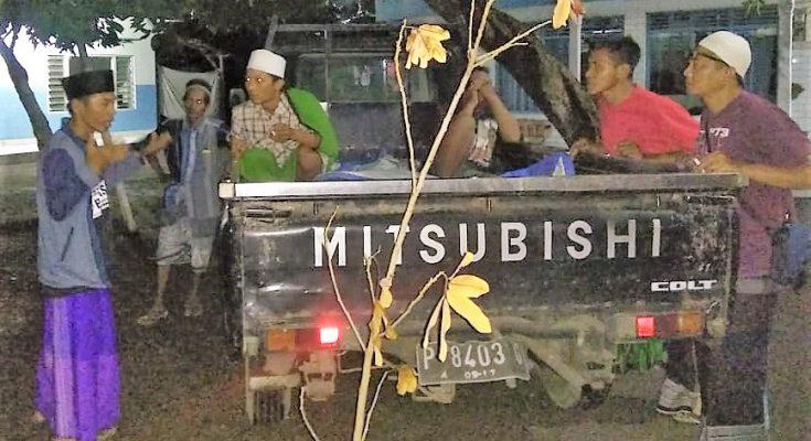 Paket Sembako Oknum Caleg yang Diamankan Bawaslu (foto:fat)