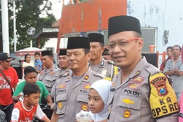 Kapolres Situbondo AKBP Awan Hariono. (foto:fat)
