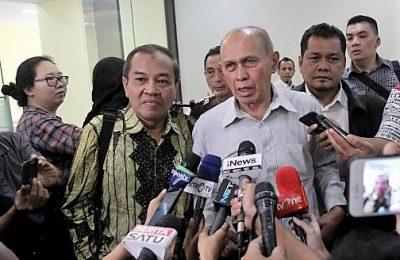 Mantan Kepala Staf Komando Cadangan Strategis Angkatan Darat Mayjen TNI (Purn) Kivlan Zen resmi jadi tersangka terkait kasus senjata apai ilegal.