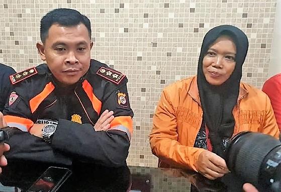 Agnes Kusumahandari Guru SDN Citamiang 1 Kota Sukabumi yang difitnah netizen sebagao perempuan yang merekam ancaman kepada Presiden Jokowi.