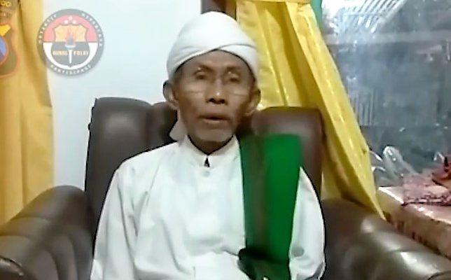 Ketua MUI Kabupaten Situbondo KH Syaiful Muhyi.