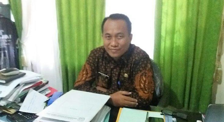Moh Hasan, Kabid Mutasi dan Kepangkatan BKP SDM Pemkab Situbondo. (foto:fat)