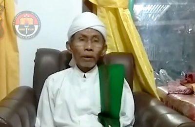 KH Syaiful Muhyi,. (foto:fat)