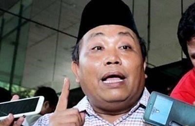 Arie Puyuono tidak mau menarik ucapannya soal Partai Demokrat agar segera keluar dari Koalisi Prabowo Subianto-Sandiaga Uno.