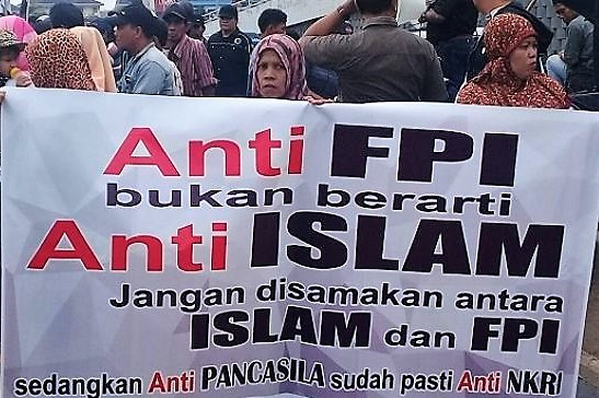 Izin organisasi kemasyarakatan (ormas) Front Pembela Islam (FPI) dikabarkan akan habis pada Juni 2019. Kemudian beredar petisi online yang meminta Kementerian Dalam Negeri (Kemendagri) tak memperpanjang izin FPI.
