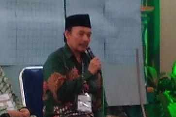 Wakil Ketua Tangidziya PCNU Kabupaten Pasuruan, KH Shonhaji Abdusshomad. (Foto : istimewa)