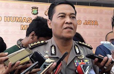 Kabid Humas Polda Metro Jaya, Kombes Pol. Argo Yuwono. (foto:ist)