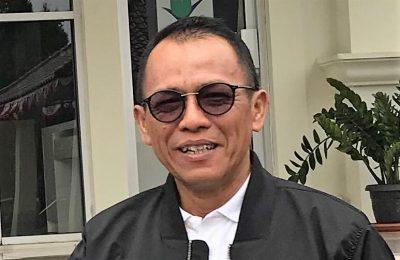 Ketua Majelis Pimpinan Cabang (MPC) Pemuda Pancasila (PP) Kabupaten Gresik,  H. Sarjono.