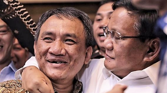 Andi Arief : Prabowo