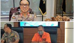 Tim Bareskrim Mabes Polri menangkap Said Djamalul Abidin (SDA) terkait dugaan penyebaran informasi bohong hoax soal adanya Polisi China