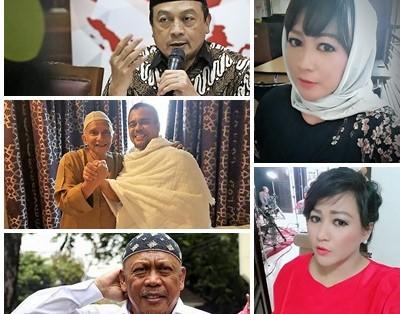 Dewi Tanjung Dengan Keberanian Di Atas Rata Rata Melaporkan Habib Riziek Shihab Amien