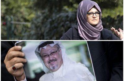 Tunangan Jamal Khashoggi, Hatice Cengiz menilai, dunia belum melakukan apa-apa atas kasus pembunuhan tunangannya itu.