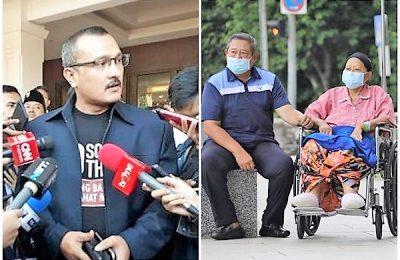 Ketua Bidang Advokasi dan Hukum DPP Partai Demokrat (PD) Ferdinand Hutahaean menyatakan berhenti mendukung Prabowo-Sandiaga akibat buzzer yang mebully ibu Ani