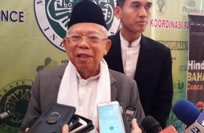 Wakil Presiden terpilih, KH Ma'ruf Amin. (foto:ltf)