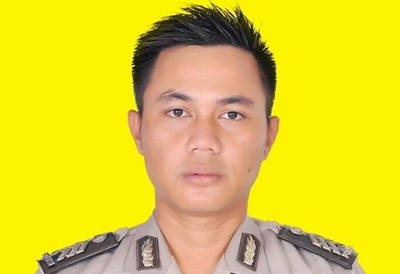Brigadir Rangga Tianto, pelaku penmbakan terhadapa Bripka Rahmat Efendy. (foto:ist)
