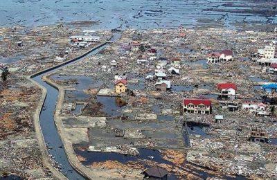Tsunami Aceh 2004 (foto.Ist)