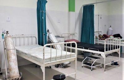Pemerintah Kota (Pemkot) Pontianak menyediakan rumah oksigen bagi warga yang mengalami sesak nafas. (das)